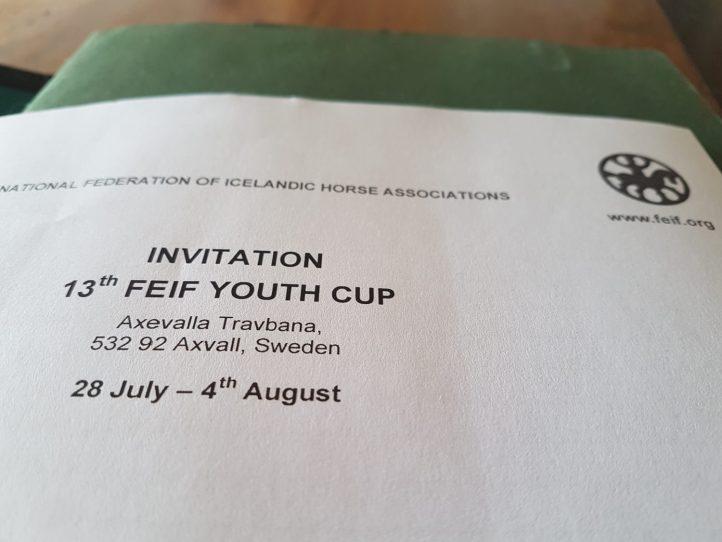 invitaton youth cup